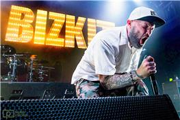 Limp Bizkit spielen beim Sommer-Open-Air in Rottenburg