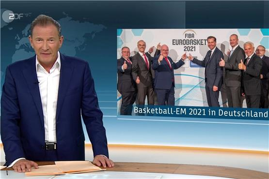 Basketball-EM in Deutschland – und bald die Universiade?