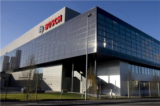 5G-Tests bei Bosch in Reutlingen