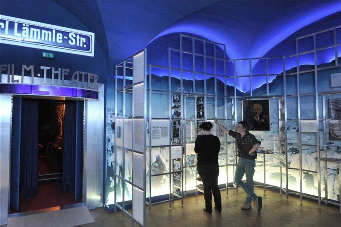 Carl Laemmle Preis soll Glanz nach Laupheim bringen