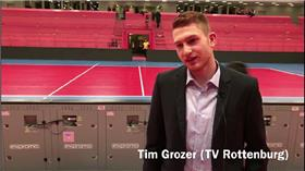 TVR: Interview mit Tim Grozer