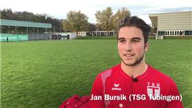 Jan Bursik im Video-Kurzinterview