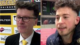 Interview mit Mathias Fischer und Sid-Marlon Theis