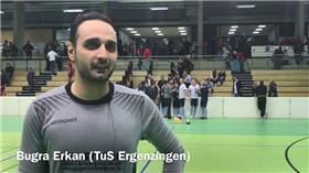 Bugra Erkan im Video-Kurzinterview