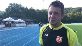 Interview mit SV03-Trainer Andreas Beyerle