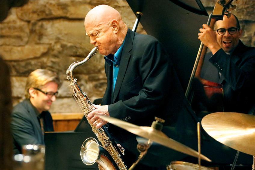 Zum Saxophonisten berufen