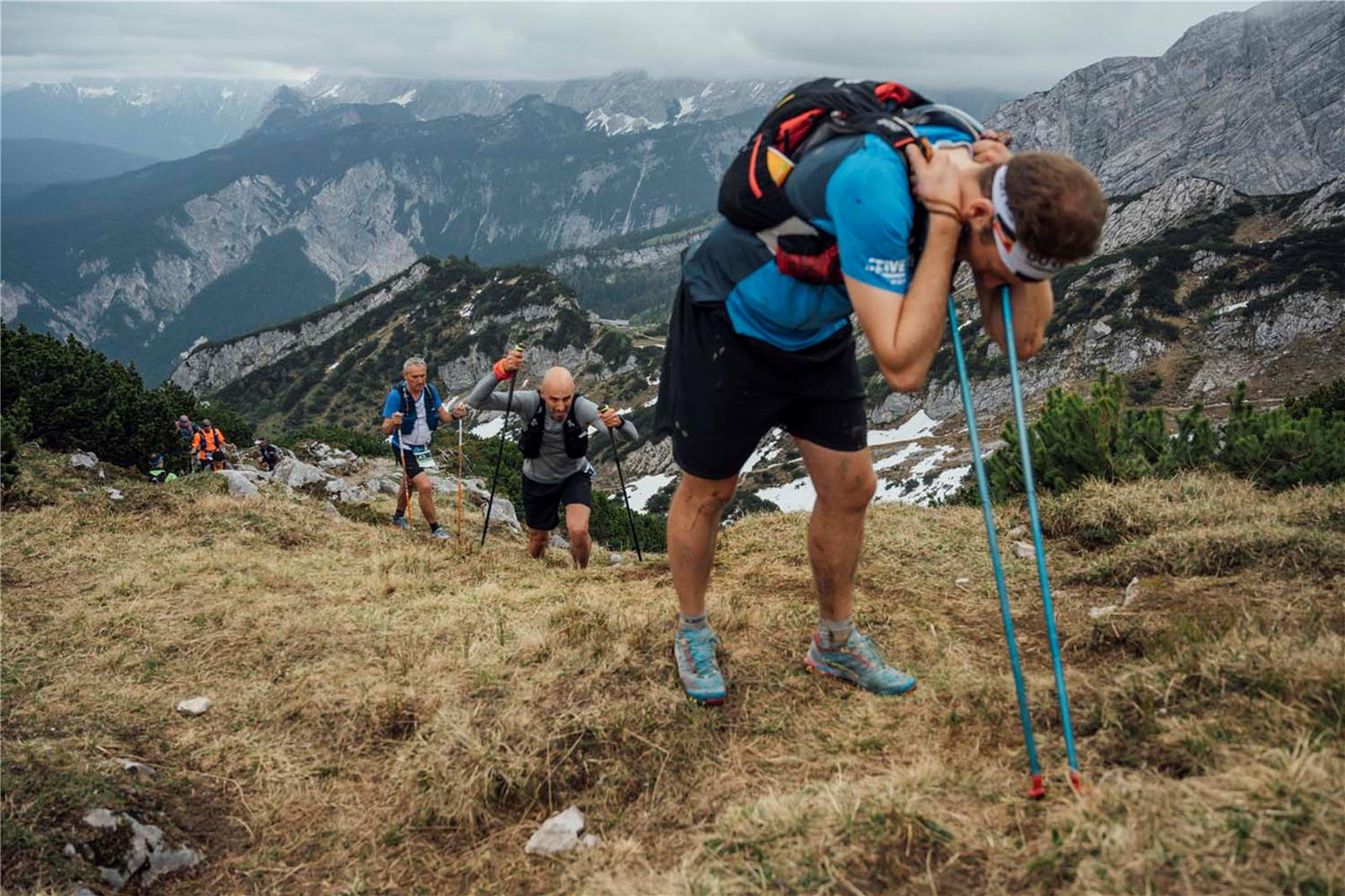 Zugspitz Ultratrail race, Grainau, Germany on 15 June 2019
