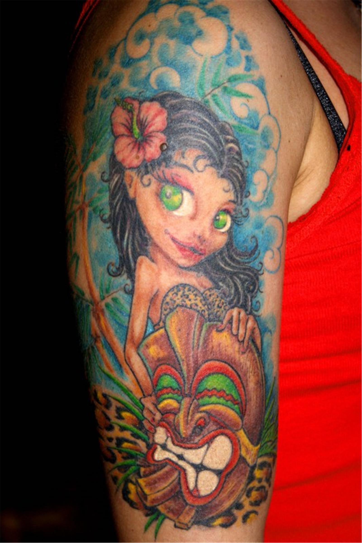 Hundertfarben Tattoo Galerie Piercing, Harrislee.