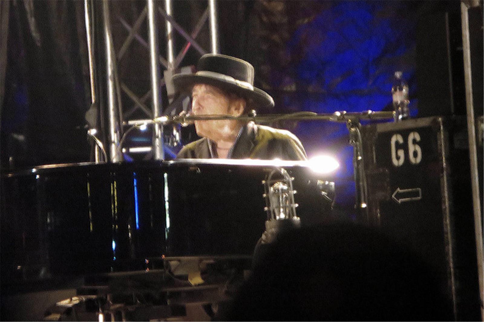 Bob Dylan zeigt sich ganz aufgeräumt 952cf779b0